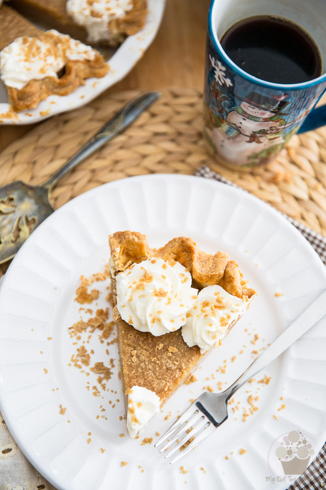 Classic Brown Sugar Pie | eviltwin.kitchen