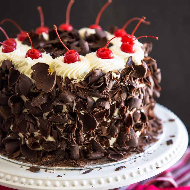 Black Forest Cake   My Evil Twin s Kitchen