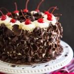 Black Forest Cake | eviltwin.kitchen
