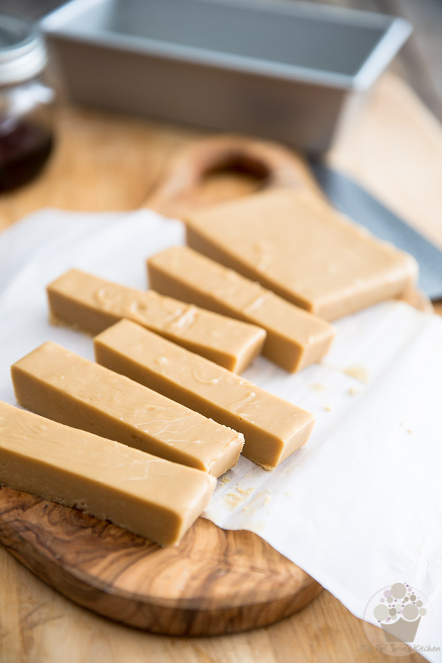 Pure Maple Fudge by My Evil Twin's Kitchen | Recipe and step-by-step instructions on eviltwin.kitchen