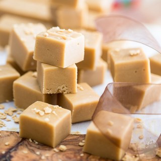 Pure Maple Fudge