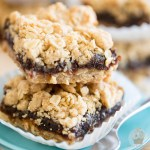 Date Squares by My Evil Twin's Kitchen - Step-by-step instructions on evilwtin.kitchen