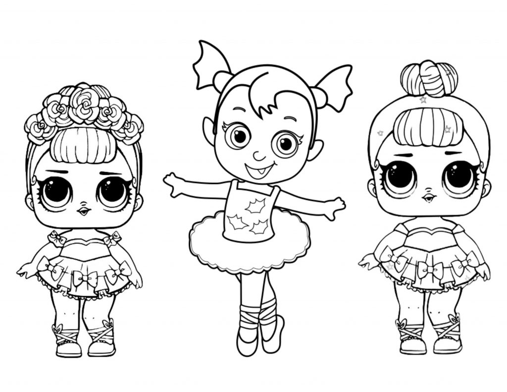 Flower Child Lol Coloring Page Punk Boi Series 3 Lol Surprise Doll