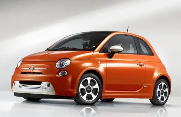 Fiat 500 EV