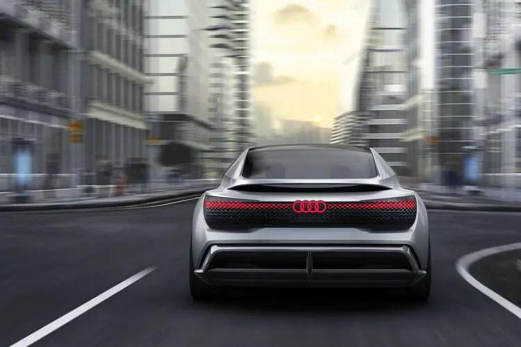 Audi EV