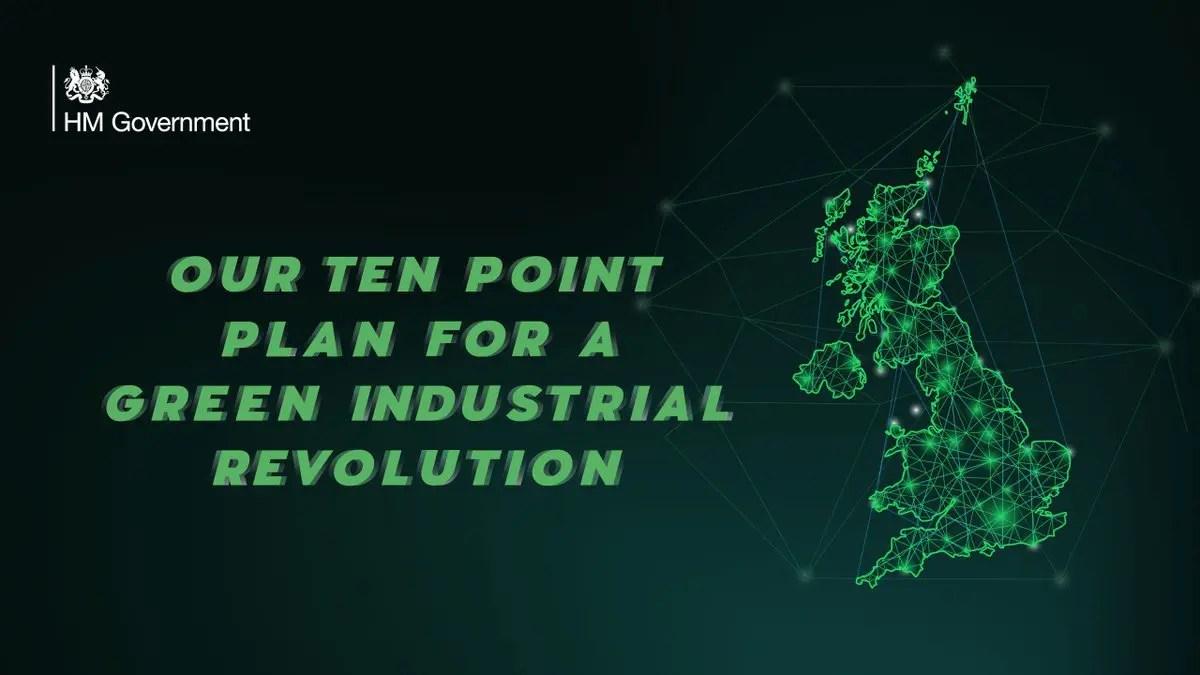 green 10 point plan