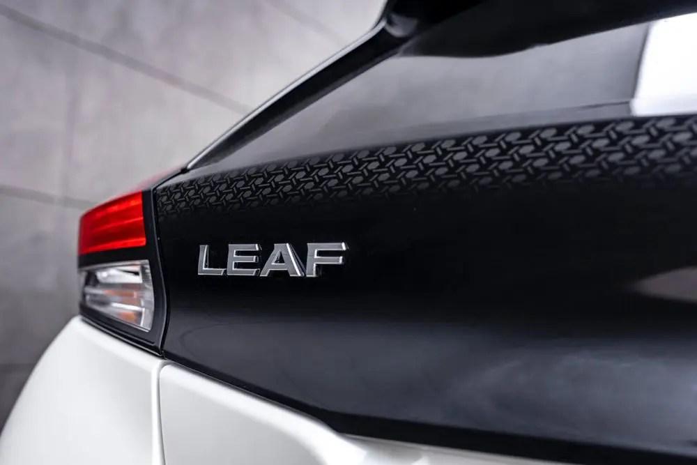 LEAF rear