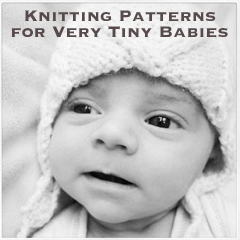 Free Knitting Patterns for Premature and Low Birth Weight Babies