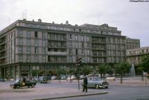 Grand Hotel De Bordeaux Le Havre France - 1962