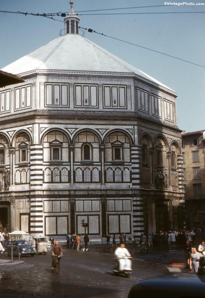 Octogon Building
