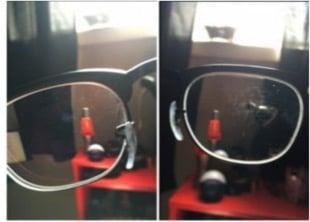 NETTOYER-LUNETTESVivre sans lunettes ni lentilles : Correction Laser de la Vision eVision Suisse