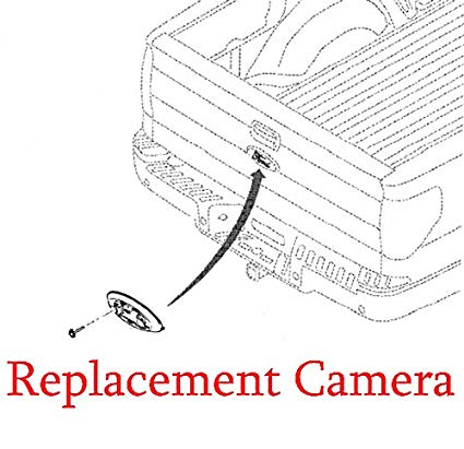 2011-2014 F150 Plug & Play Replacement Camera Module with