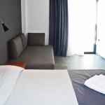 Evita Hotels & Resorts Triple Room Indoor View Faliraki Rhodes Greece