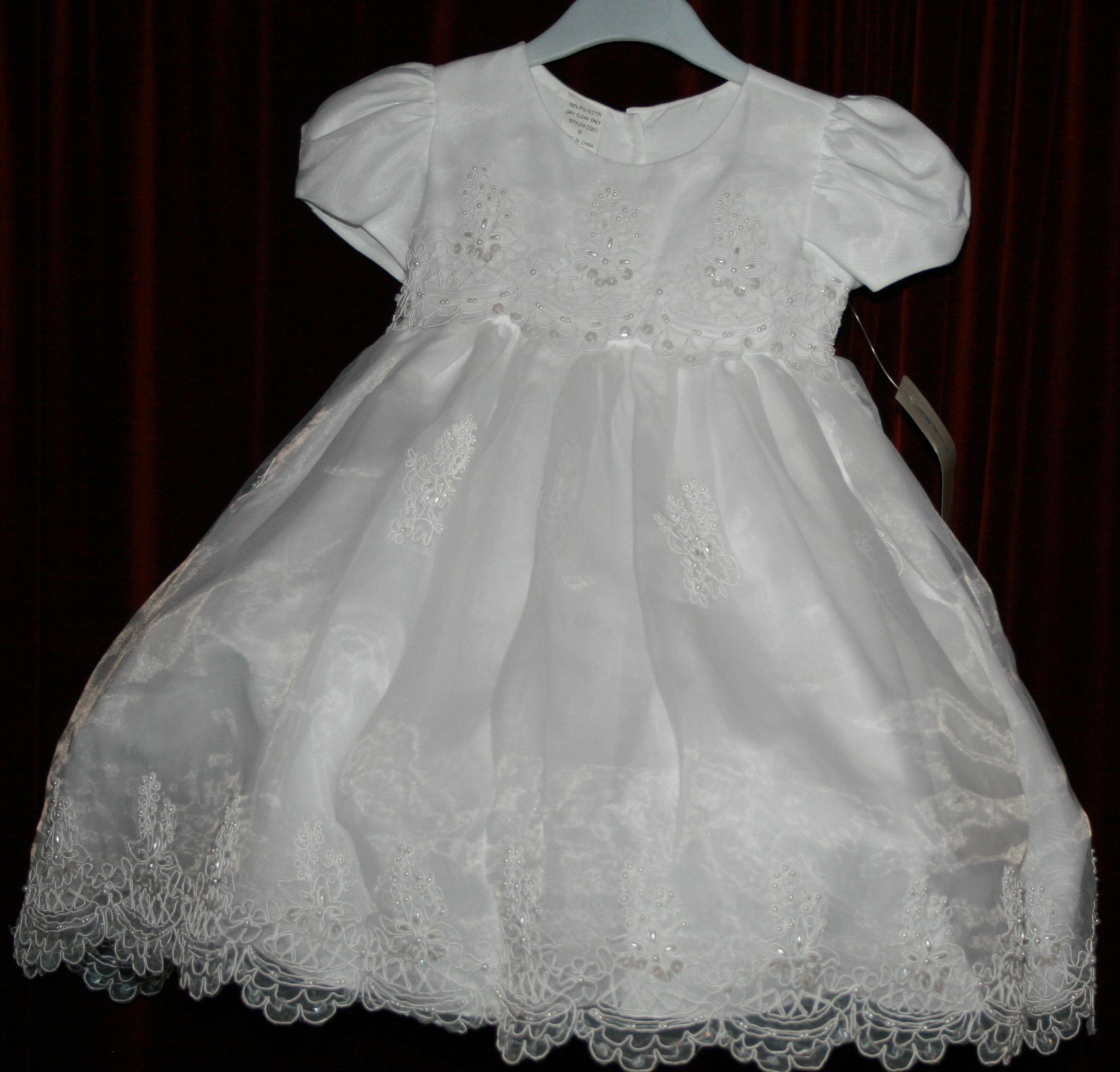 Baptismal Clothing