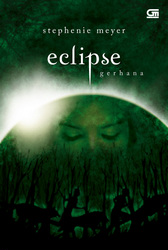 Resensi Novel Eclipse, Gerhana - Stephenie Meyer (1/2)