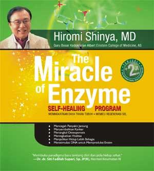 Review Buku The Miracle of Enzyme - Dalam Catatan Dahlan Iskan: Susu Sapi Bukan untuk Manusia