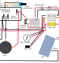 solarfest build your own electric motorcycle resources automotive voltmeter wiring stewart warner voltmeter wiring diagram [ 3300 x 2550 Pixel ]