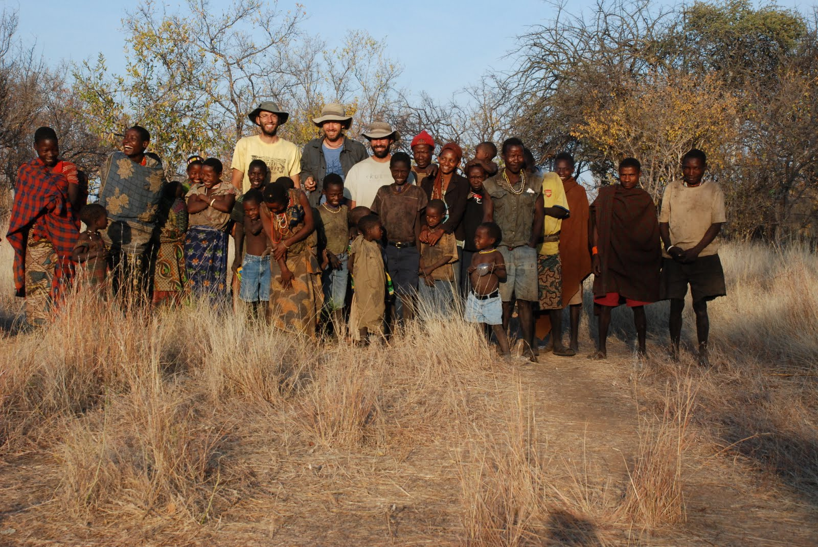 What Hunter Gatherers Can Teach Us About Exercise