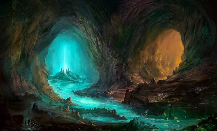 Вход в легендарный подземный мир найден в Антарктиде