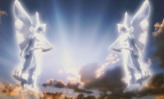 Ангелы-хранители существуют