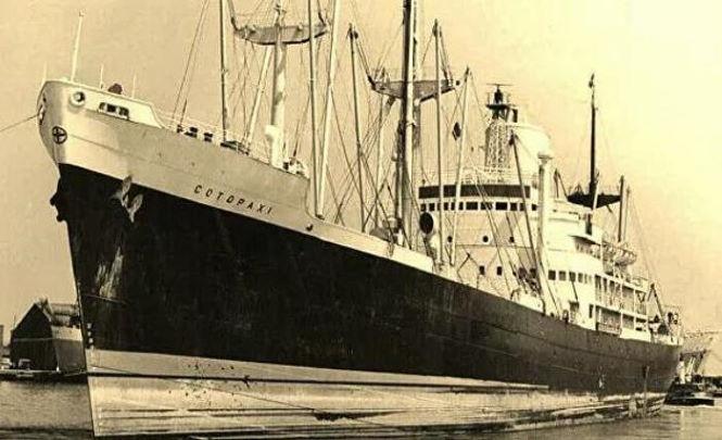 нашли пропавший сто лет назад корабль