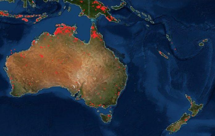 пожары по всему миру, пожары по всему миру карта, карты пожаров по всему миру