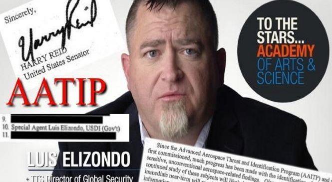 Луис Элизондо раскроет шокирующие подробности о НЛО