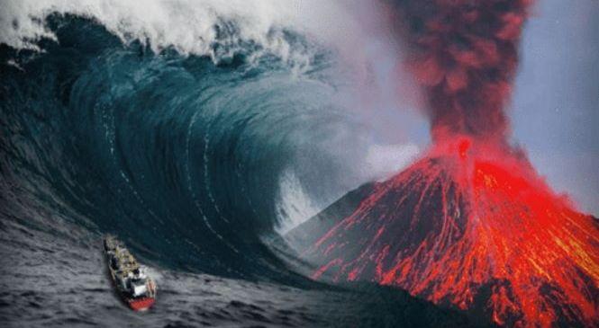 Сильное извержение на Ла Пальма даже Мурманск превратит в Атлантиду.