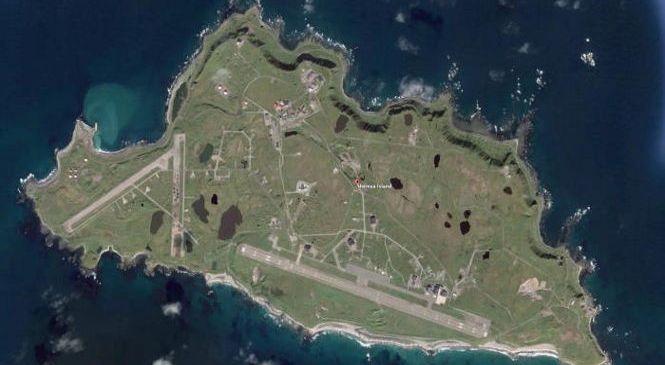 Остров Шемья — цель №1 военных России в США
