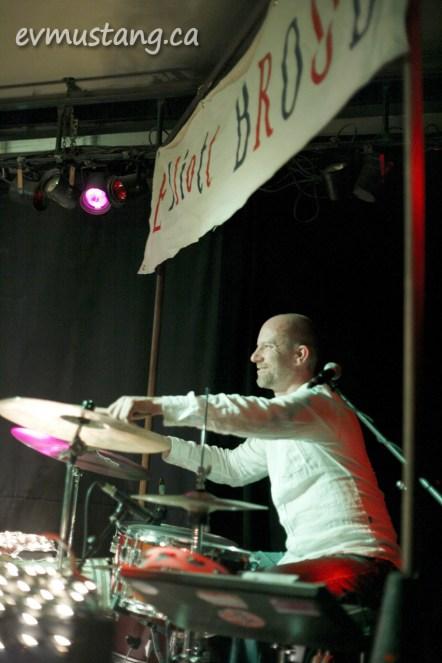 image of Steve Pitkin of Elliot Brood