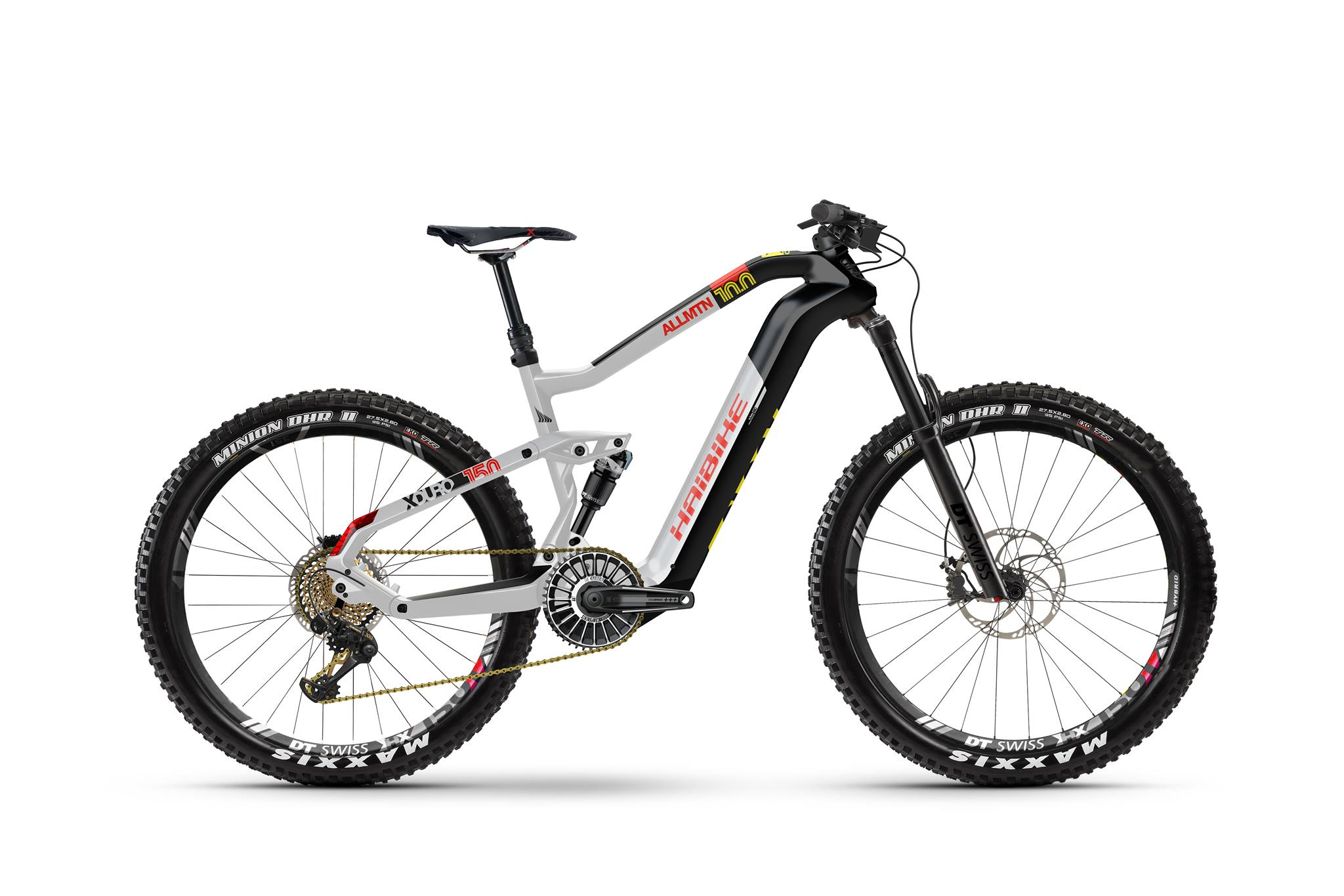 Haibike Flyon Eperformance System And Haibike Models