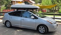Roof racks or Rear-mounted Options for Carrying Gear ...