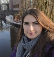 Maryam Chaib de Mares, Contributor from University of Groningen, Netherlands