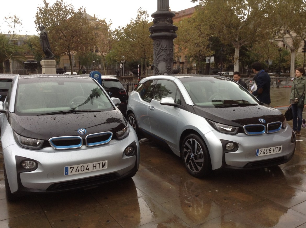 BMW i3 brothers