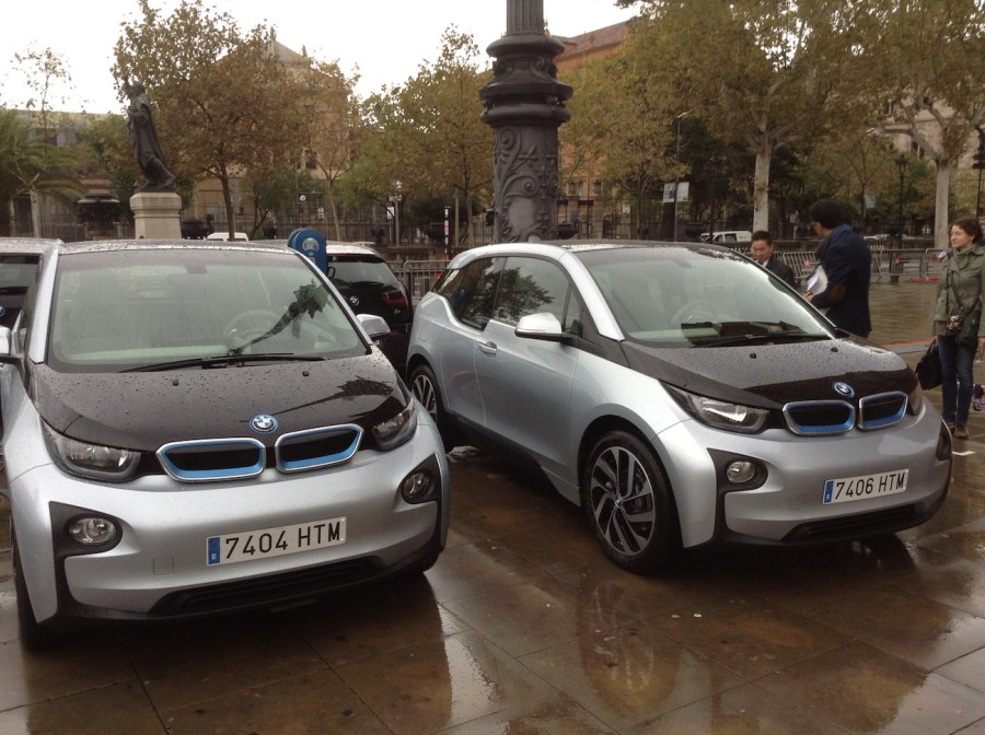 Image result for BMW i3 in Spain