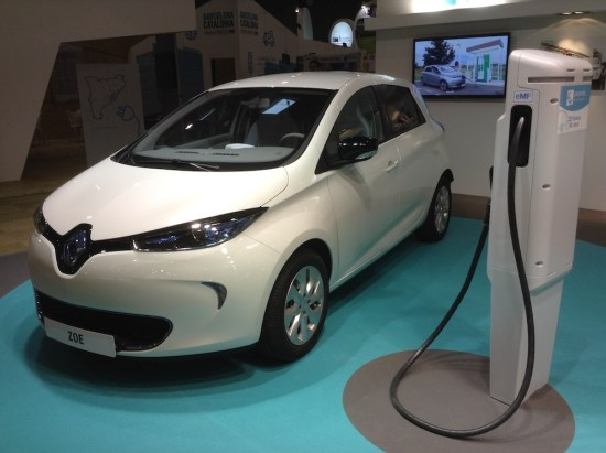EV Sales. Lease the Renault Zoe electric vehicle for only £189! (in the UK, that is)