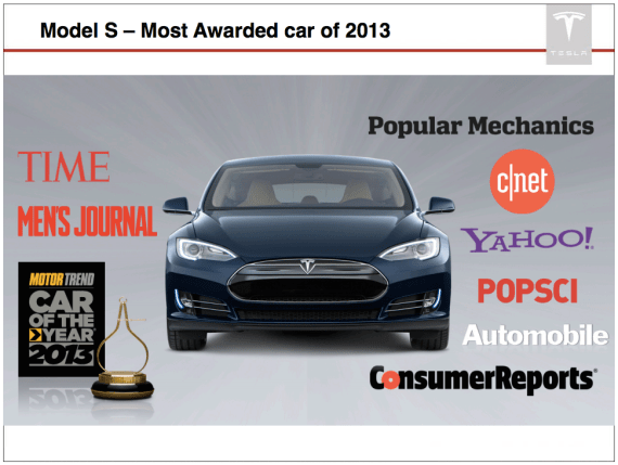 Model S Best Car In The World