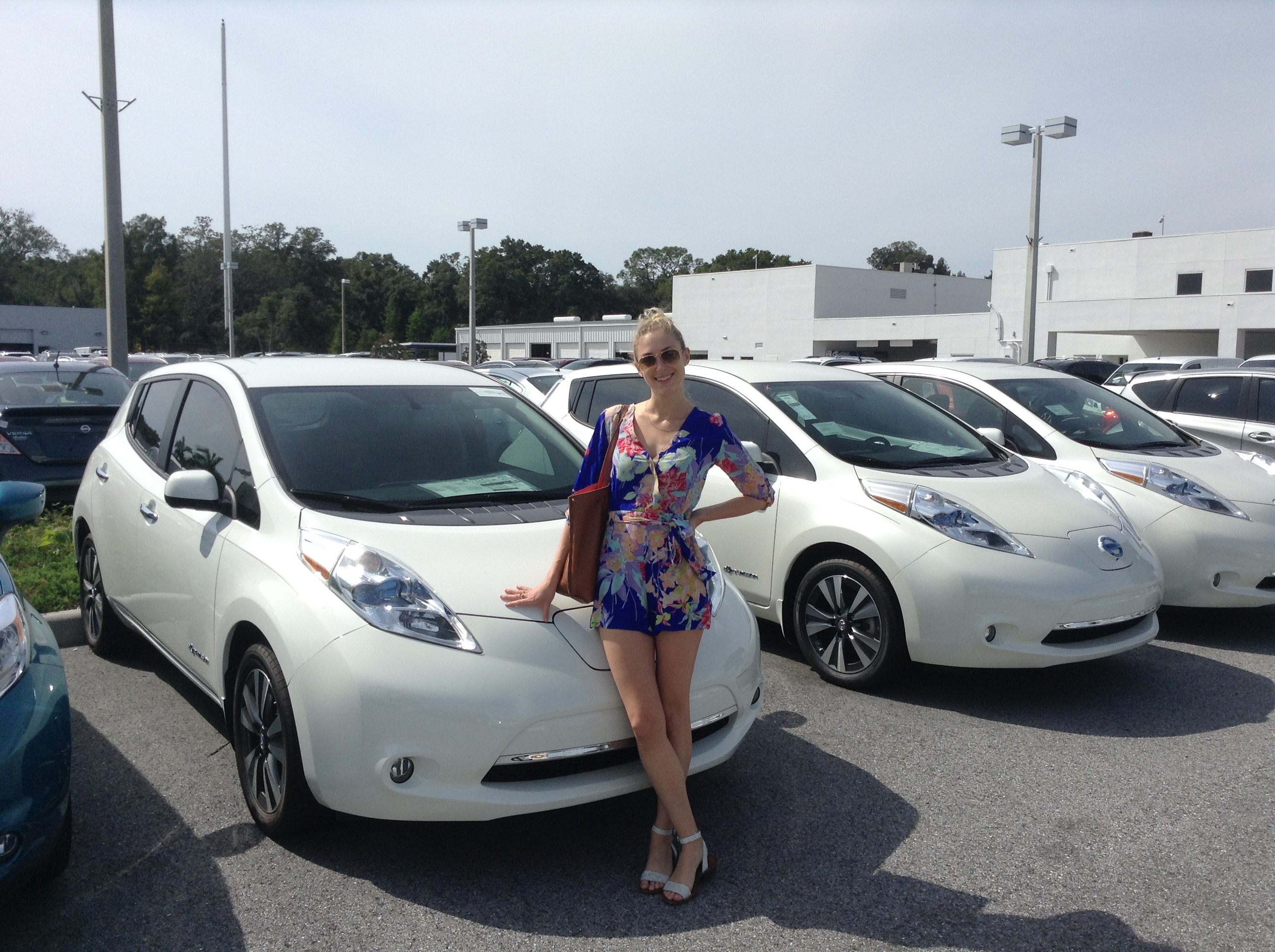 Used Leaf Electric Cars For Sale In The Us