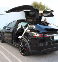 tesla model x production just ramped up significantly exclusive  [ 5184 x 3456 Pixel ]
