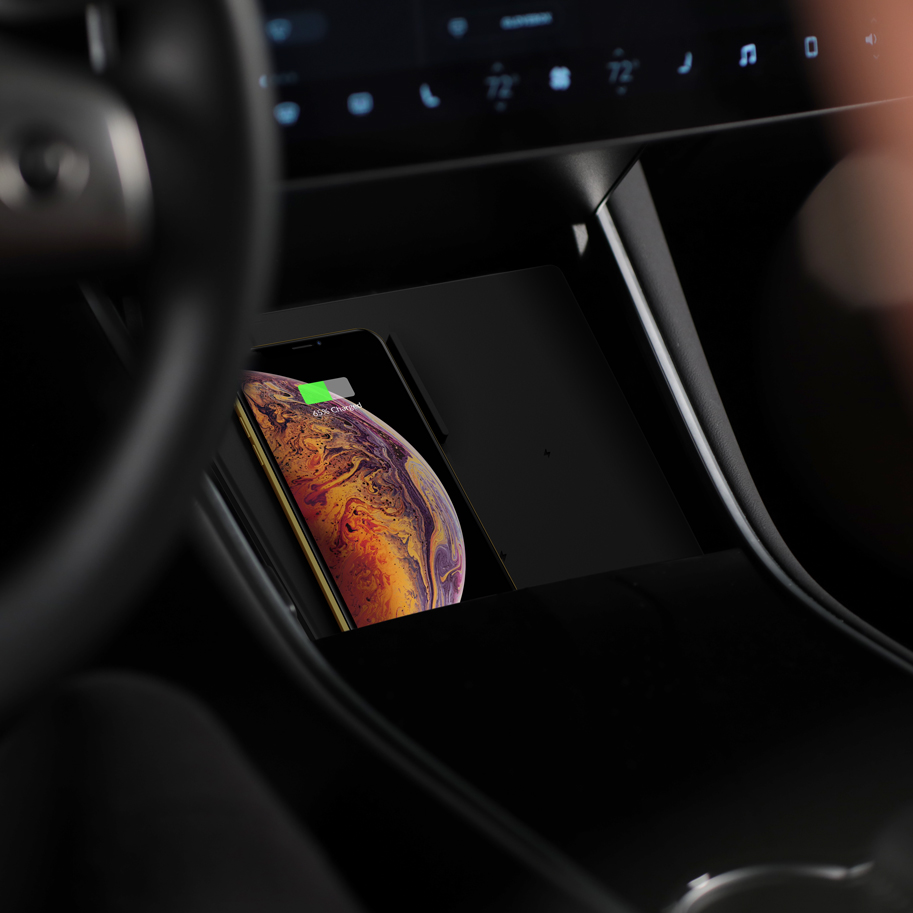 Tesla, Convenience and a Jeda Wireless Pad V2
