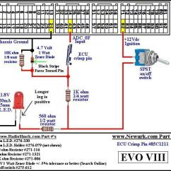 Haltech Wiring Diagram For Dimmer Switch Single Pole Map Switching Harness - Evoecu