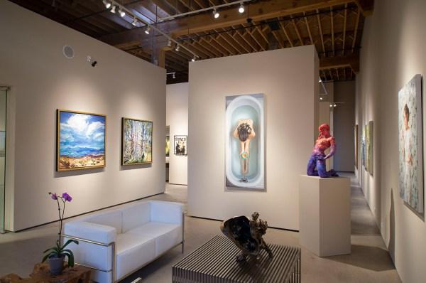 Evoke Contemporary - Art In Santa Fe Nm