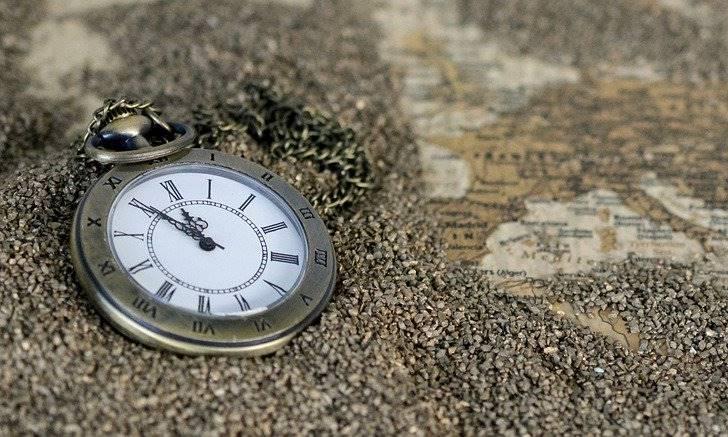 La búsqueda de uno mismo toma tiempo