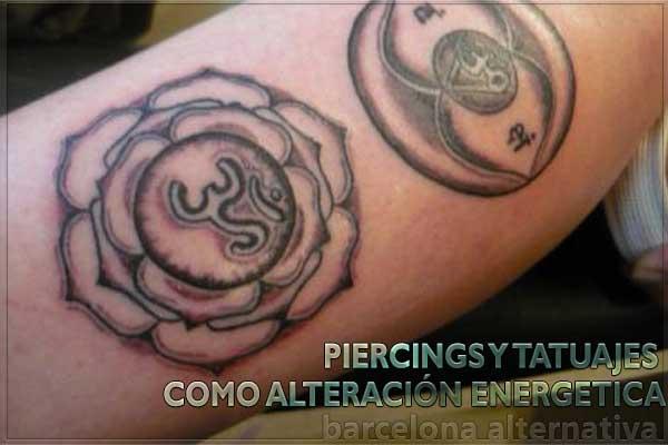 El Piercing Como Alteración Energetica Evolución Consciente