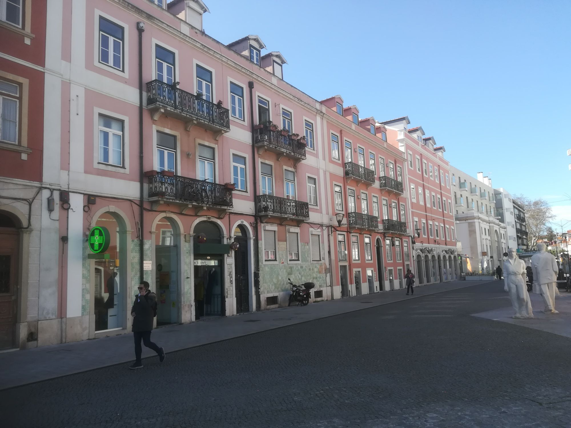rua de Algés