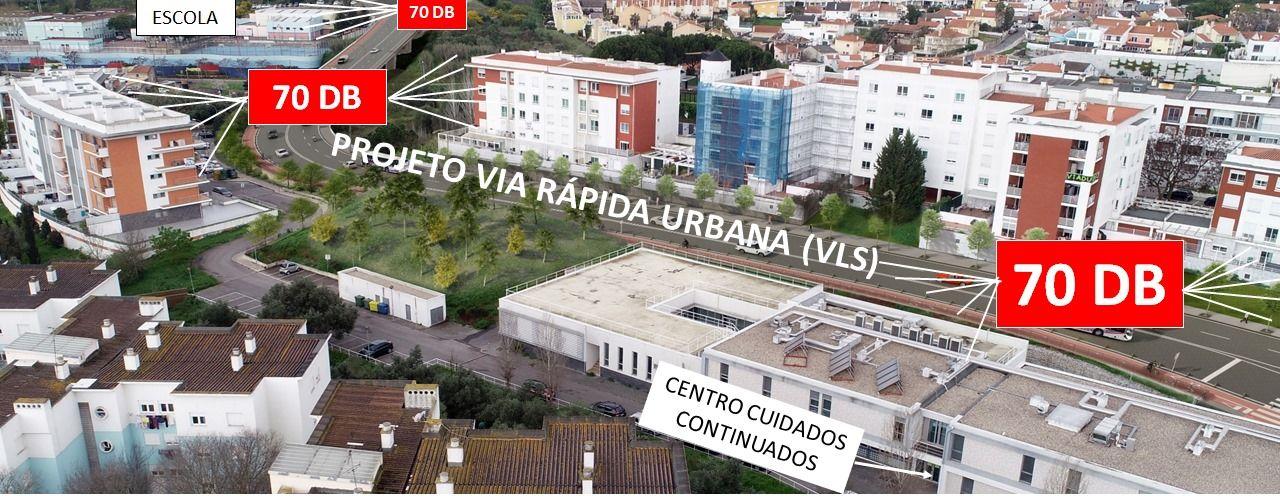problemas do projecto VLS em Laveiras