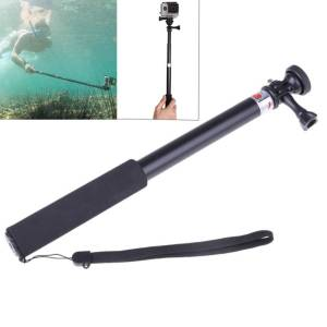 Waterproof Selfie Stick Monopod for Smartphones – Extendable Handheld w/Mount Mobile Phone Accessories Selfie Sticks & Tripods Brand Name: ALLOYSEED