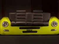 COOL RETRO STYLE CAR SOFA PORSCHE COUCH - Evolution GT