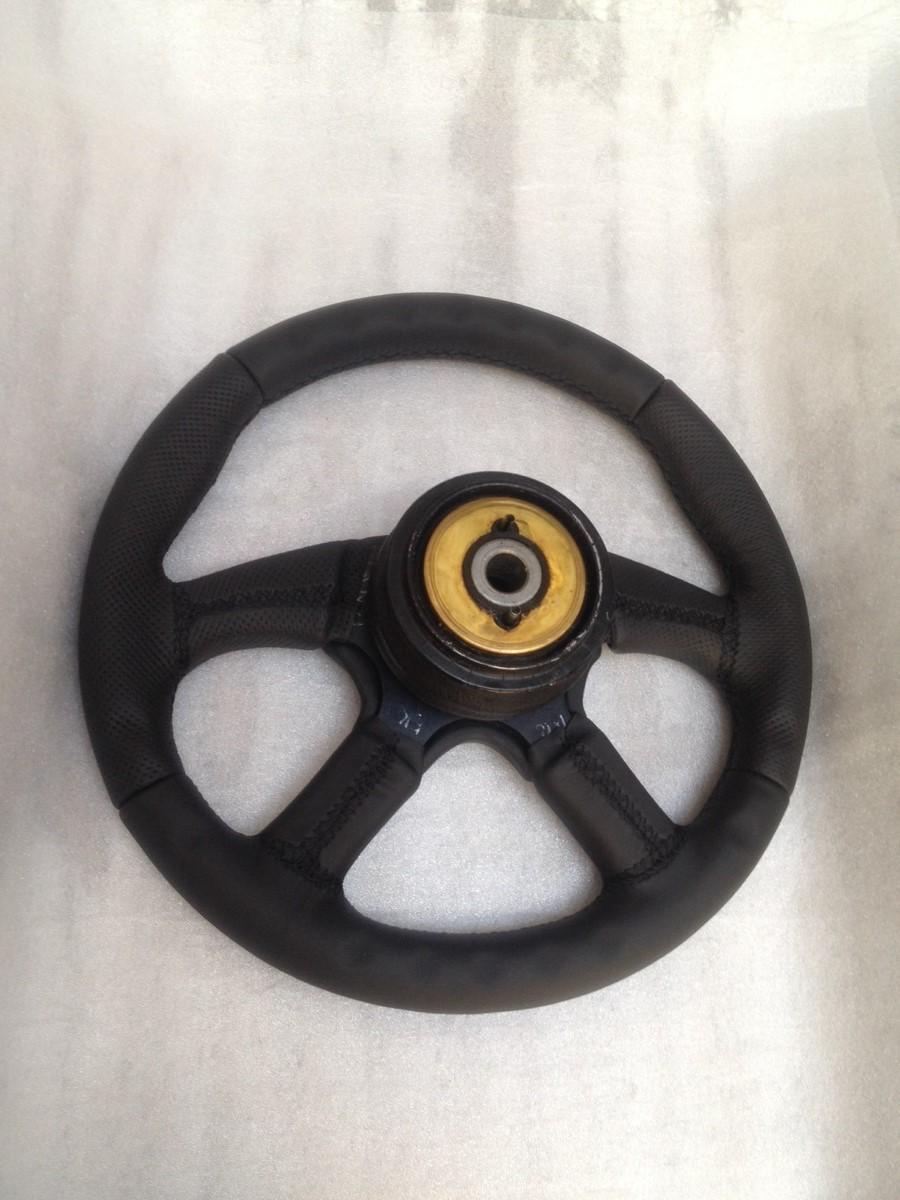 medium resolution of atiwe typ42 steering wheel nissan 200sx 100nx 300zx new leather toyota porsche 928 944 996 ford