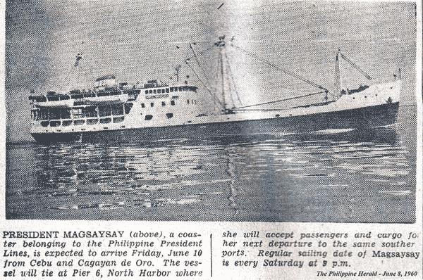 MV Cebu Pioneer wreck Malapascua